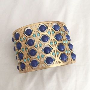 •Stella & Dot Beaded Abacus Cuff• for sale